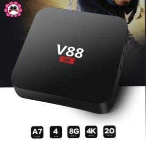 Mini PC Smart TV BOX V88