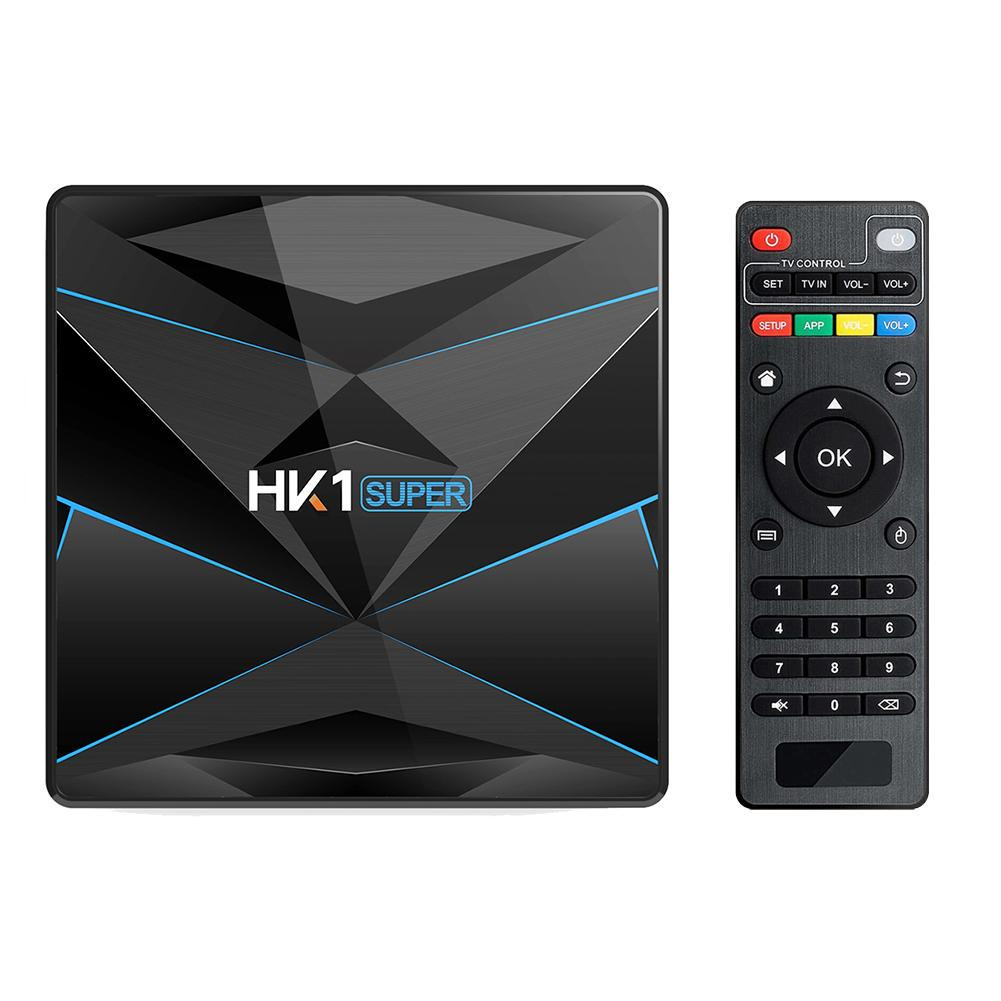 HK1 Super Android 9.0 RK3318