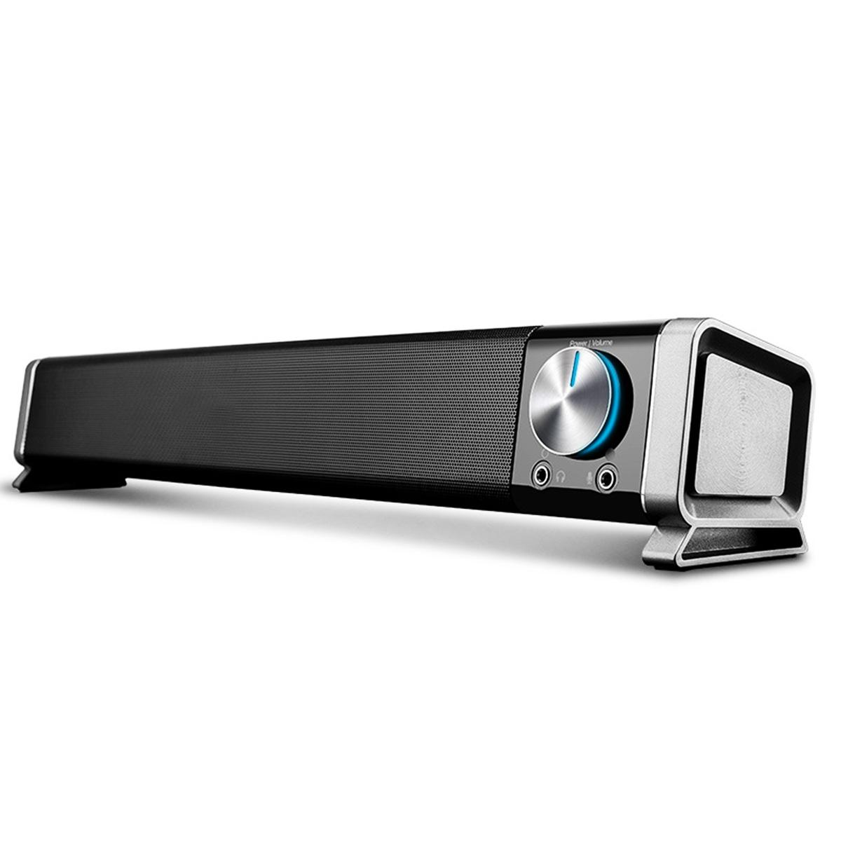 USB Portable Soundbar Speaker Subwoofer TV
