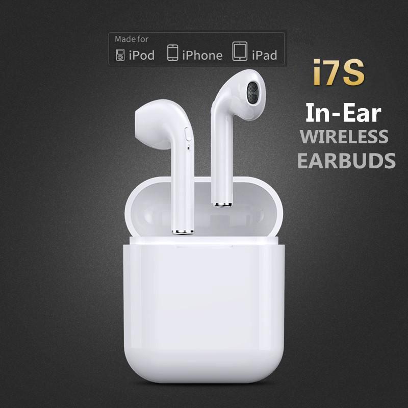 Padear F10 Wireless Bluetooth Earphones Stereo Earbuds In-Ear Earphone Air Microphone Pods