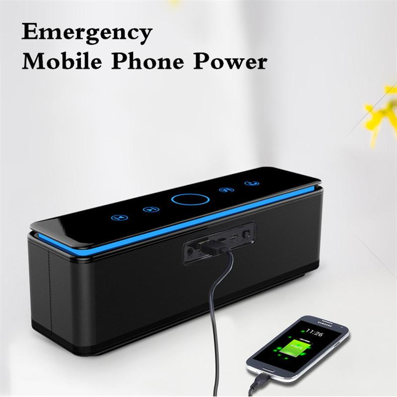 Bluetooth Audio Wireless Connection Card Computer Mini Stereo Mobile Phone Power Bank