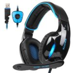 SADES SA-902 7.1 Sound Effect Stereo PC Gaming Headset Headphones Mic MELBOURNE