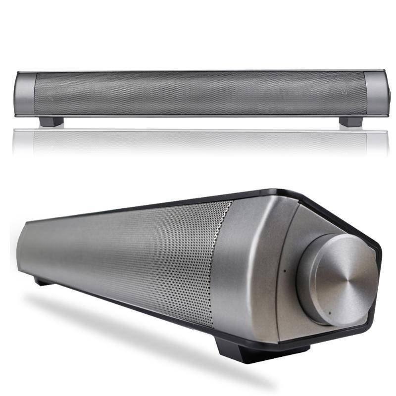 Elegiant Strong Super Bass Wireless Speaker Soundbar