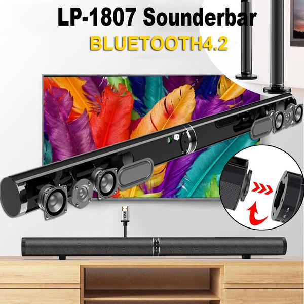 TV Soundbar Bluetooth Speaker