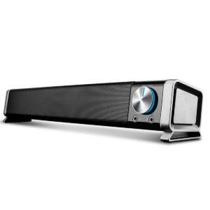 USB Portable Soundbar Speaker Subwoofer TV
