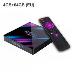 H96 MAX Smart TV Box