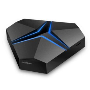 Magicsee Iron Plus Android 7.1 Wifi Tv Box Amlogic S912